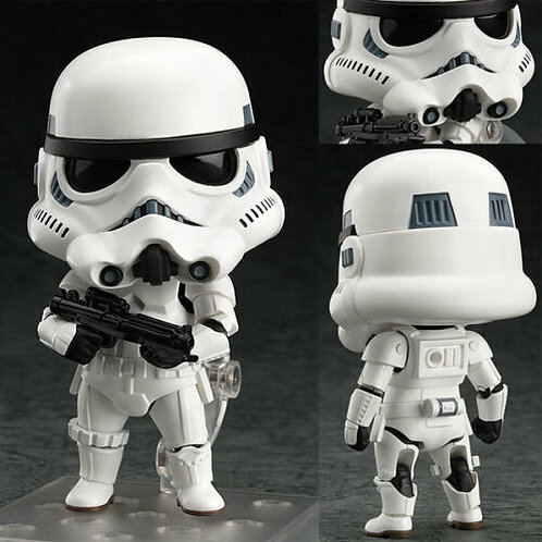 Nendoroid 599 First Order Stormtrooper figure Good Smile (100% authentic)