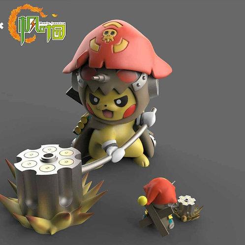 【Preorder】Monster Studio Pikachu Cosplay