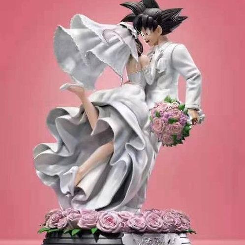 【Preorder】UMY Studio Chichi & Goku