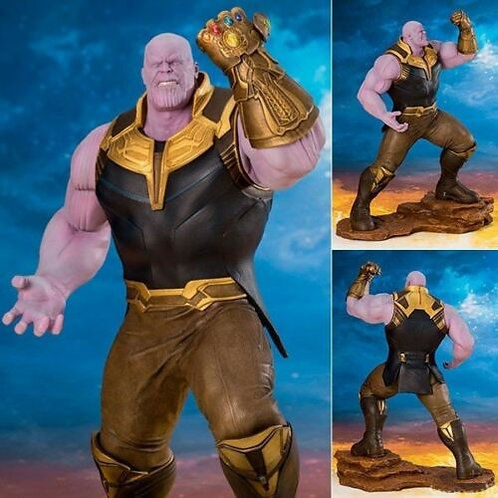 ARTFX+ Marvel Avengers Infinity War Thanos 1/10 PVC figure Kotobukiya