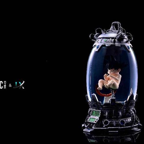 【Preorder】0 ℃ Studio & LX Studio Incubators Goku
