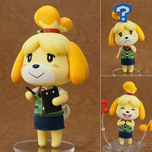 Nendoroid 327 Animal Crossing Isabella Shizue figure Good Smile (100% authentic)