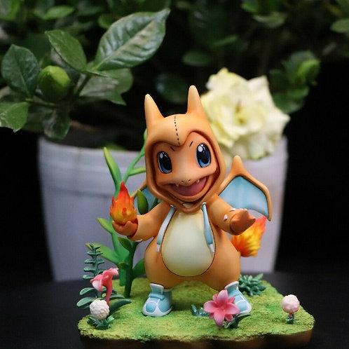 Fantasy Studios Pokemon Charmander Figure Resin