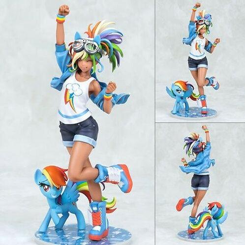 My Little Pony Bishoujo Rainbow Dash 1/7 PVC figure Kotobukiya (100% authentic)