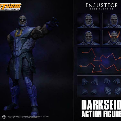DC Injustice Gods Among Us Darkseid Storm Collectibles U.S. seller