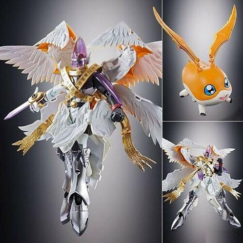 Digimon Digivolving Spirits 07 Holy Angemon Patamon diecast figure Bandai