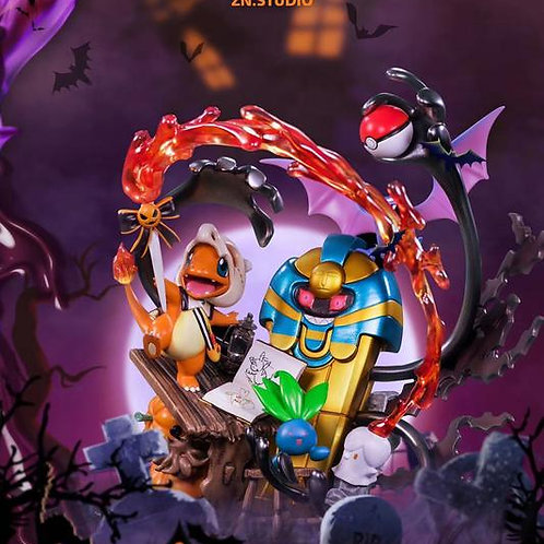 Halloween Special - Pokemon Resin Statue - ZN Studios