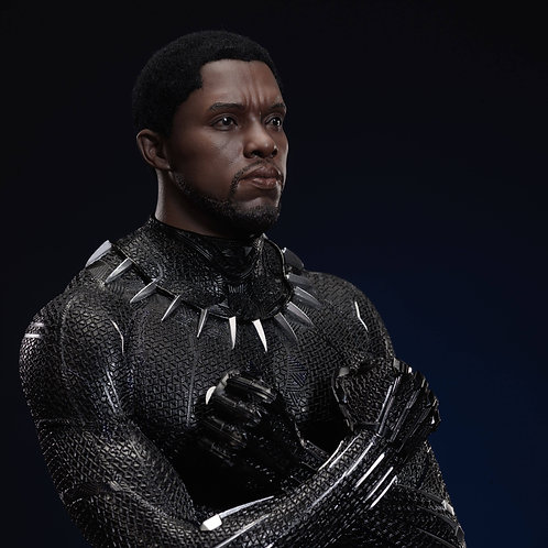 【Preorder】N1 Studio Black Panther WAKANDA FOREVER