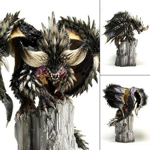 Capcom Figure Builder Creators Model Monster Hunter World Nergigante