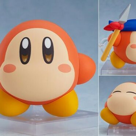 Nendoroid 1281 Kirby's Dream Land Waddle Dee figure Good Smile (100% authentic)