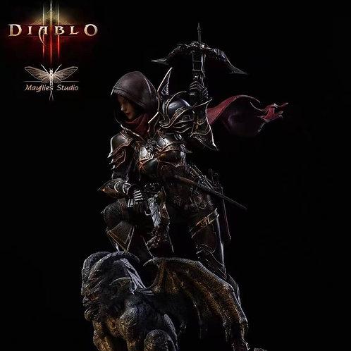 【Preorder】MayFlies Studio Diablo Demon Hunter Resin Statue Deposit