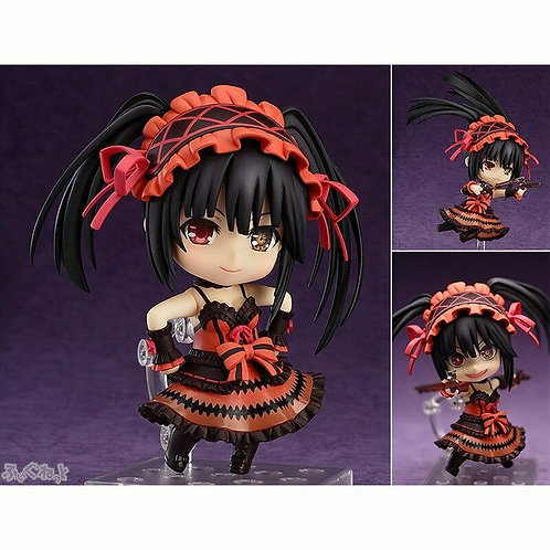Nendoroid 466 Date A Live II Kurumi Tokisaki Figure Good Smile (100% authentic)