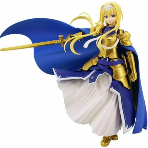 "Sword Art Online SAO SSS Alicization Alice 7"" PVC Figure Furyu (100% authentic)"