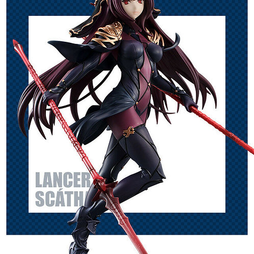 """Fate Grand Order Lancer Scathach Servant 7"""" PVC figure Furyu (100% authentic)"""