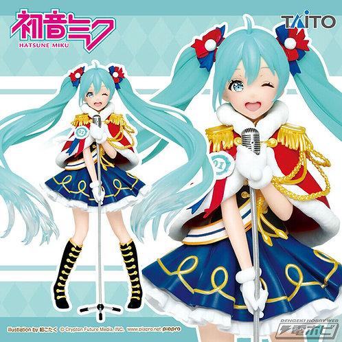 Vocaloid Hatsune Miku Winter Live ver. figure Taito (100% authentic)