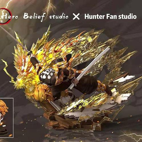 【Preorder】Hero Belief &  Hunter Fan Studio Agatsuma Zenitsu