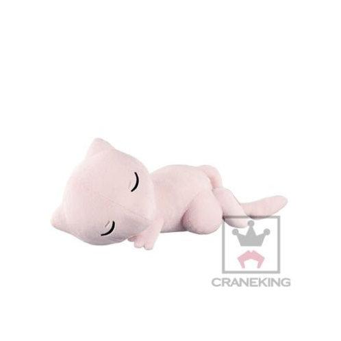 Pokemon I Love Mew Sleeping Plush doll 26cm Banpresto (100% authentic)