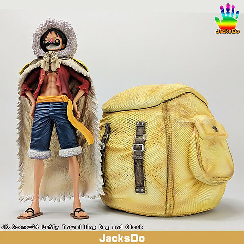 Jacksdo  Luffy Travelling Bag and Cloak Accessories