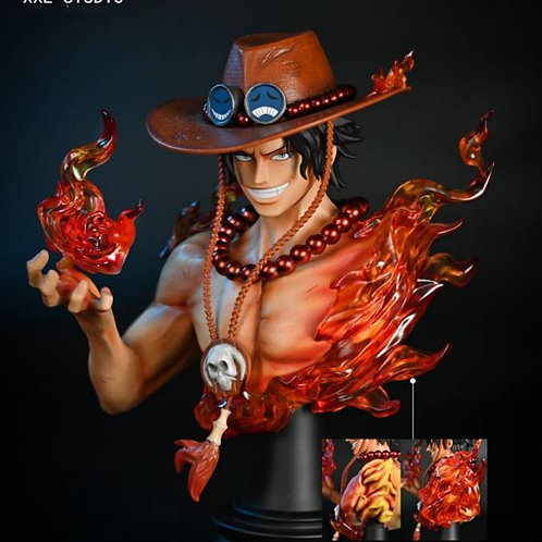 【Preorder】 XXL Studio ONEPIECE Portgas D. Ace Bust