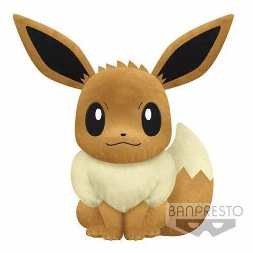 "Pokemon I Love Eevee 14"" Plush Doll Banpresto (100% authentic)"