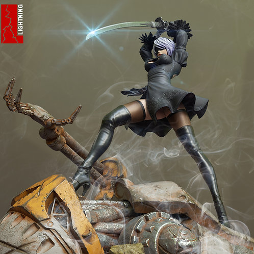【Preorder】Lighting Studio NieR Automata 2B