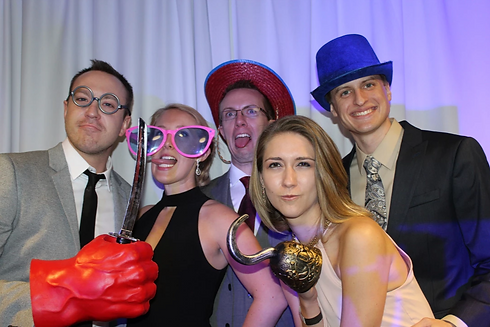 Top Rated Photo Booths in Philadelphia PA