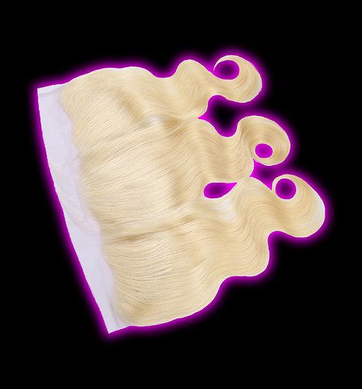(Body Wave) #613 BARBIE BLONDE LACE FRONTAL (SALE)