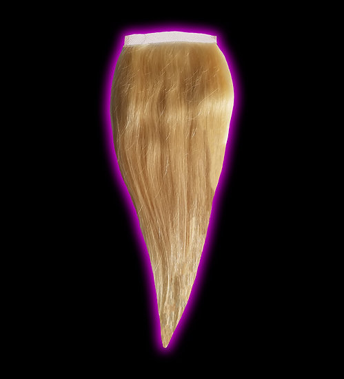 (Straight) #613 BARBIE BLONDE LACE CLOSURE