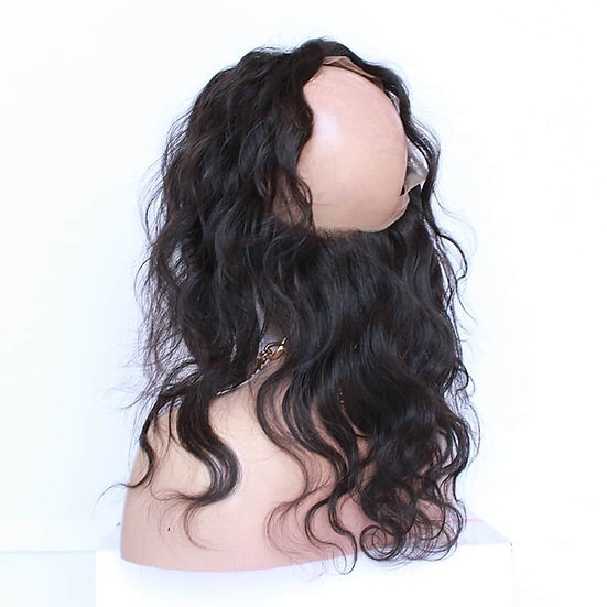 (Body Wave) 360 LACE FRONTAL (SALE)