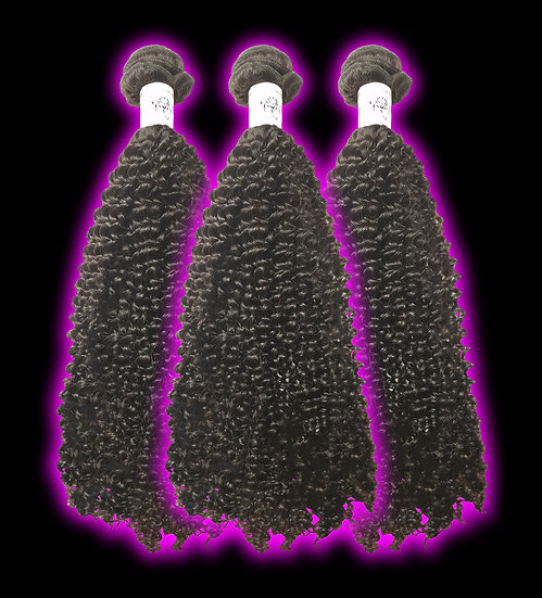 (Kinky Curly) 3 BUNDLE DEALS