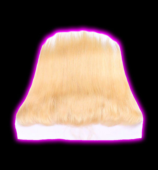 (Straight) #613 BARBIE BLONDE LACE FRONTAL