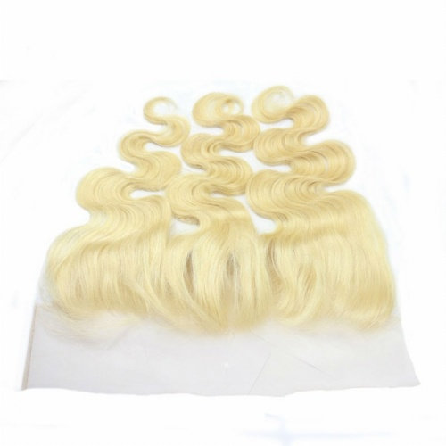 (Body Wave) #613 BARBIE BLONDE LACE FRONTAL