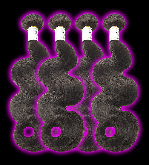 (Body Wave) 4 BUNDLE DEALS
