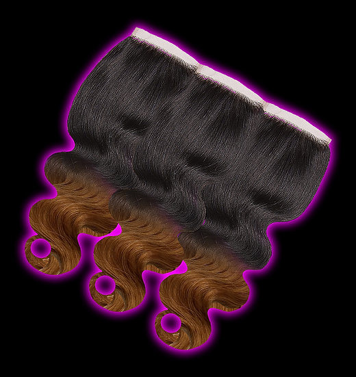 (Body Wave) OMBRE LACE FRONTAL SALE