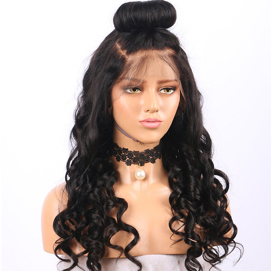 (Loose Wave) FULL LACE WIG