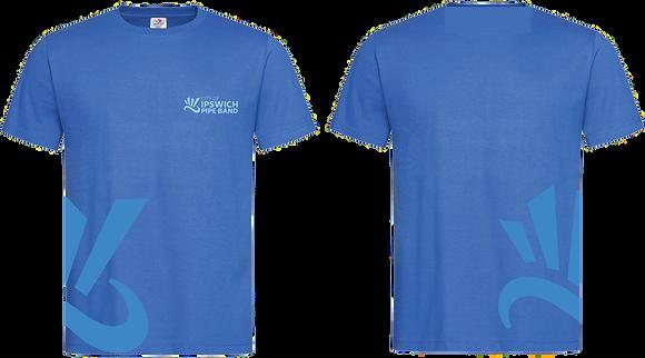 City of Ipswich Pipe Band modern t-shirt