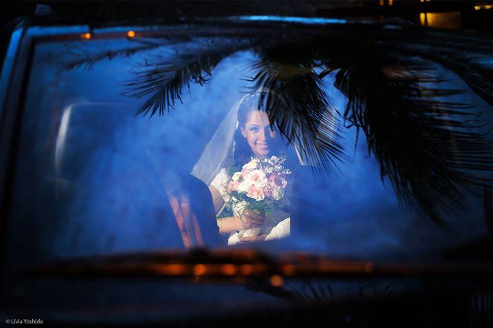 Facebook - Foto: Lívia Yoshida   ( Uma das vantagens de ter a melhor 2ª fotógraf