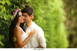 Facebook - E para não perder o costume, uma fotinho do casório de hoje :)