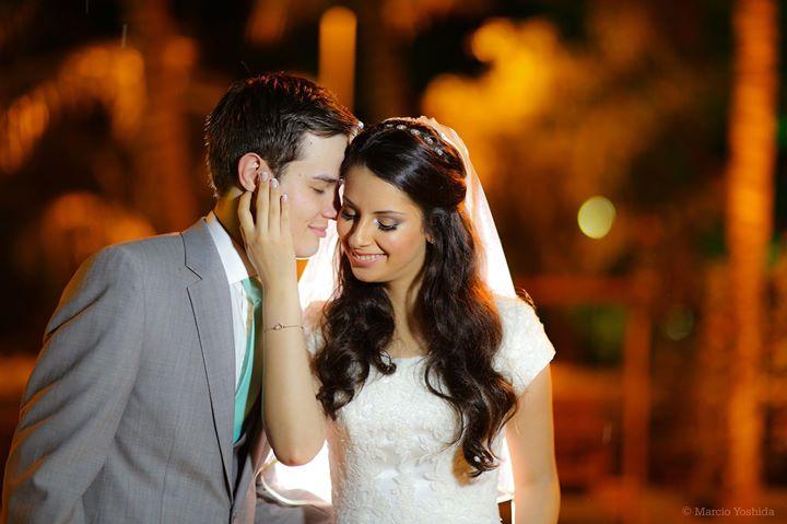 Facebook - Casamento de hoje, INSPIRADOR! Tudo muito lindo e de muito bom gosto,