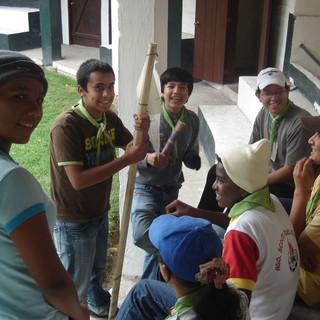 Campamento Nacional de Guías y Subguías 2007