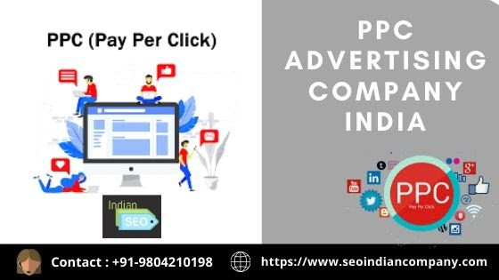 PPC Advertising Company India