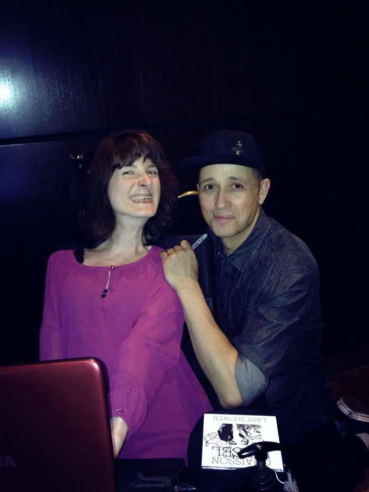 Mark and I - November 2013