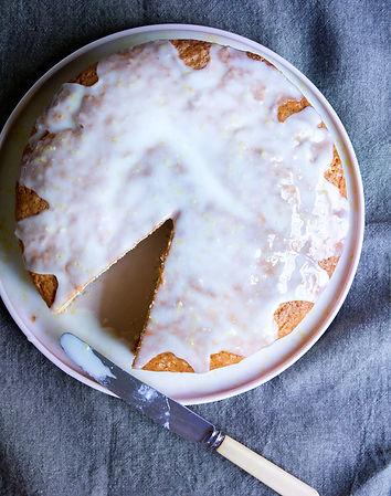 Eatable Cake Lemon Drizzle Baking Butter