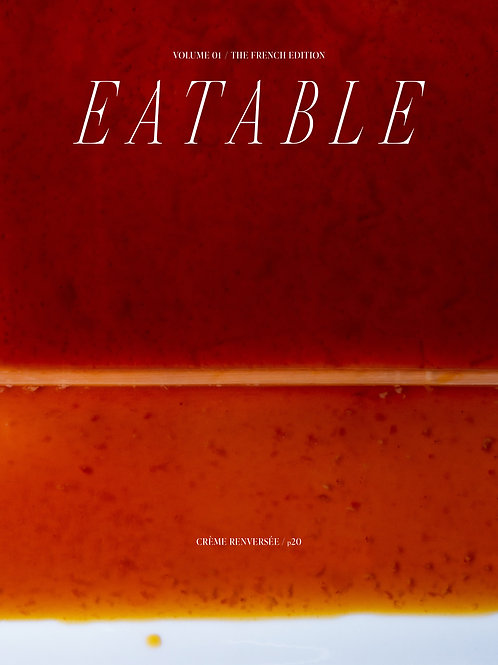 Eatable Volume 01 (Digital)