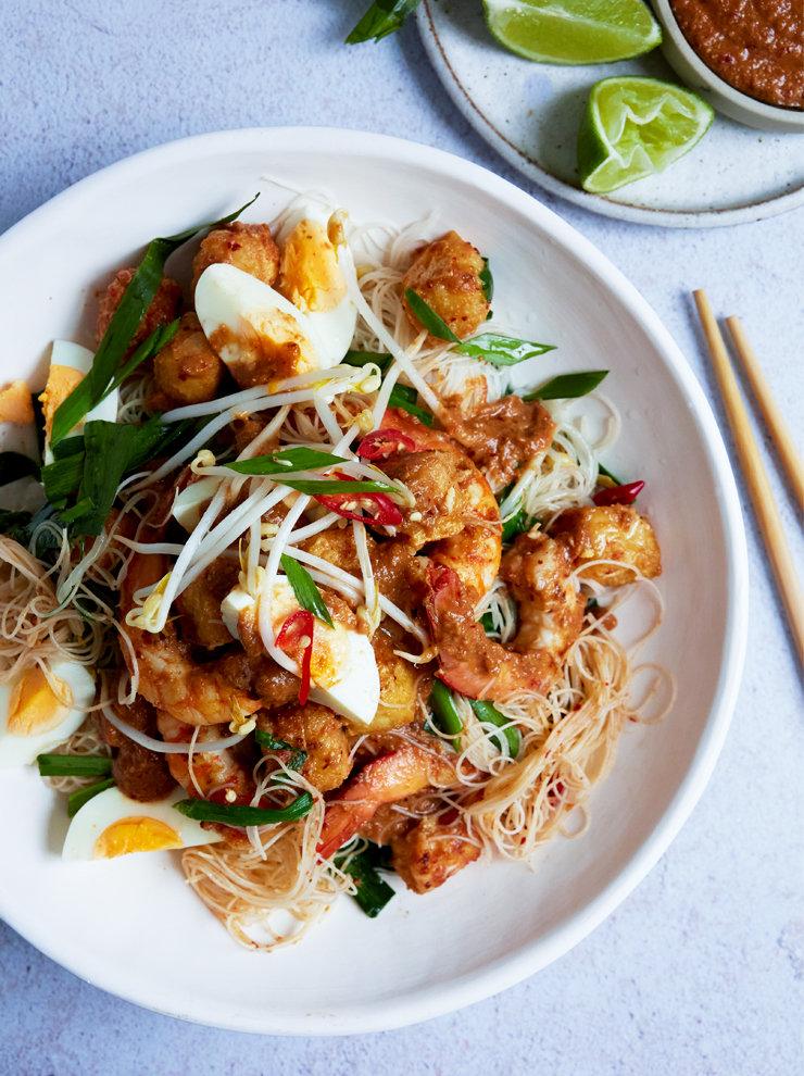 Chui Lee Luk's mee Siam