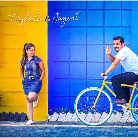 Jayant + Trishila