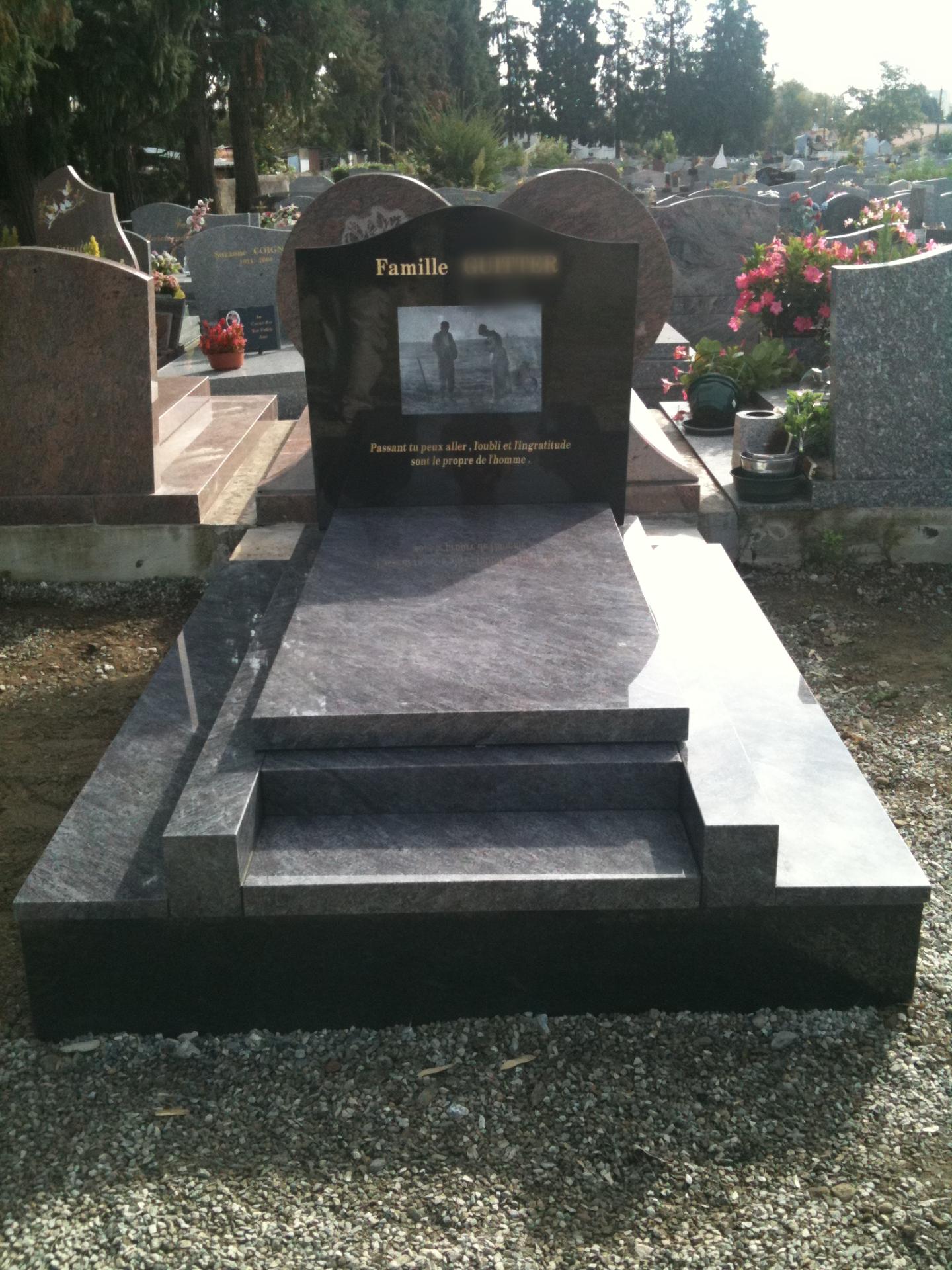 Bessière Pau cimetière