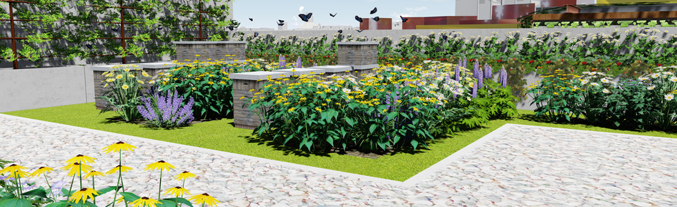 Roof top strategies can consider biodiversity as part of a systems and network approach