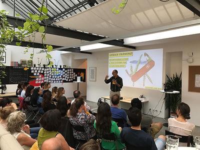 Lausanne Event June 17th 2019