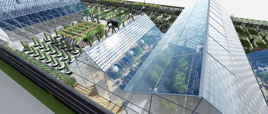 Future City Hubs look to embed triple bottom line sustainability principles.